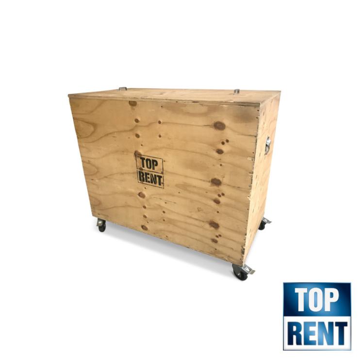 Transportbox für Flipchart